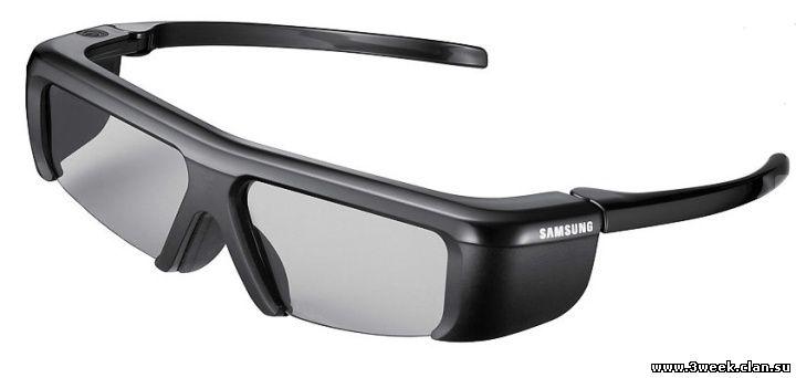 Очки с поляризационными фильтрами Samsung SSG-3100GB