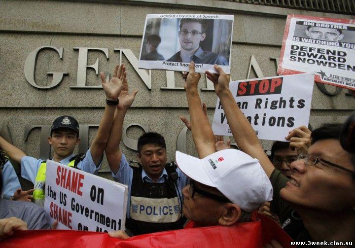 Джулиан Ассанж (всё ещё томящийся в посольстве Эквадора в Лондоне) считает Сноудена героем, раскрывшим сведения, важные почти для каждого человека на планете. С ним солидарны участники десятков манифестаций в защиту Эдварда. О такой реакции типичный осведомитель может только мечтать, но поможет ли это борцу за свободное общество сохранить личную свободу?